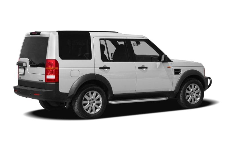 2008 Land Rover LR3 Exterior Photo