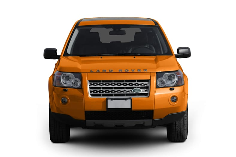 2008 Land Rover LR2 Exterior Photo