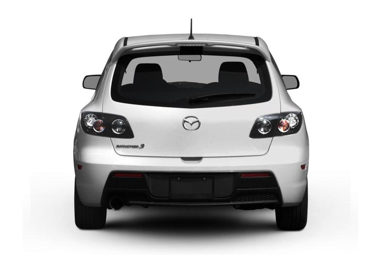 2008 Mazda MAZDASPEED3 Exterior Photo