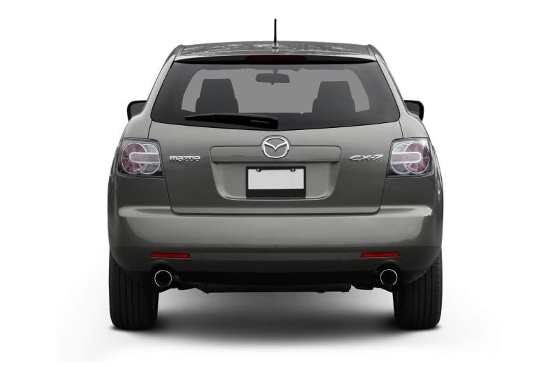 2008 Mazda CX-7 Exterior Photo