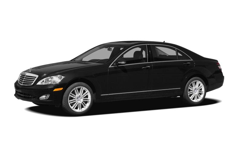 2008 MercedesBenz SClass Information