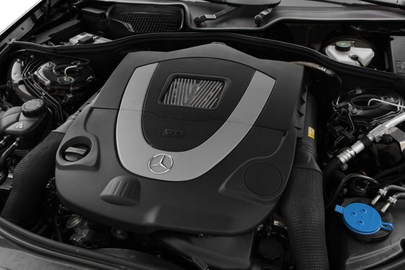 2008 Mercedes-Benz S-Class Exterior Photo