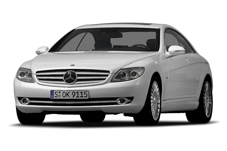 2008 Mercedes-Benz CL-Class Exterior Photo