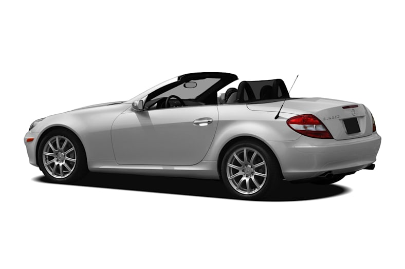 2008 Mercedes-Benz SLK-Class Exterior Photo