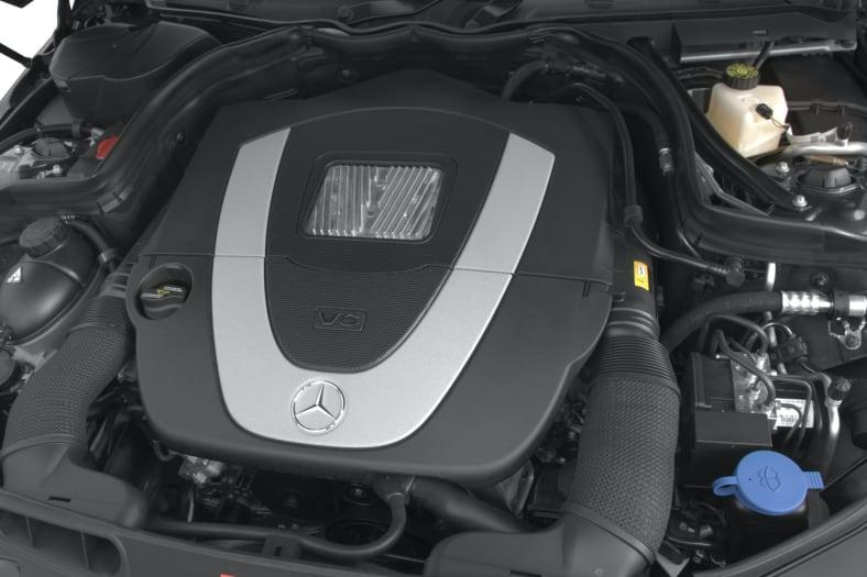 2008 Mercedes-Benz C-Class Exterior Photo