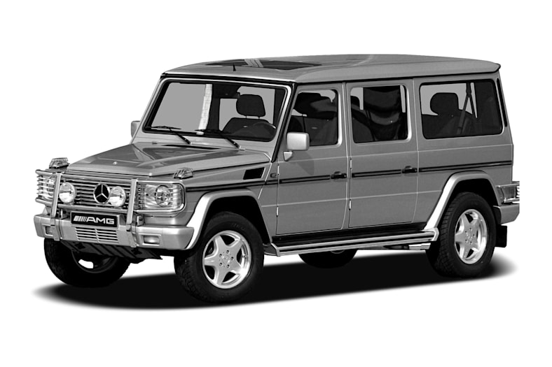 2008 G-Class