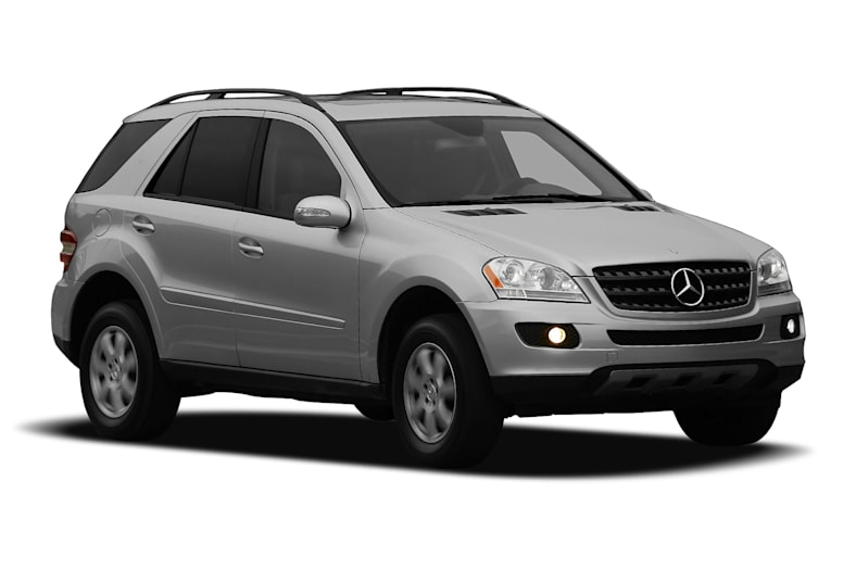 2008 Mercedes-Benz M-Class Exterior Photo