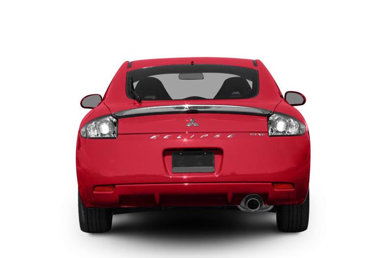2008 Mitsubishi Eclipse Exterior Photo