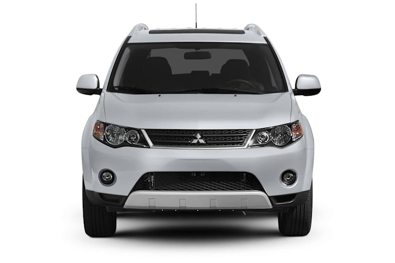 2008 Mitsubishi Outlander Exterior Photo