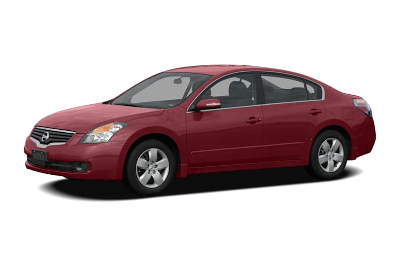 2008 Nissan Altima Information