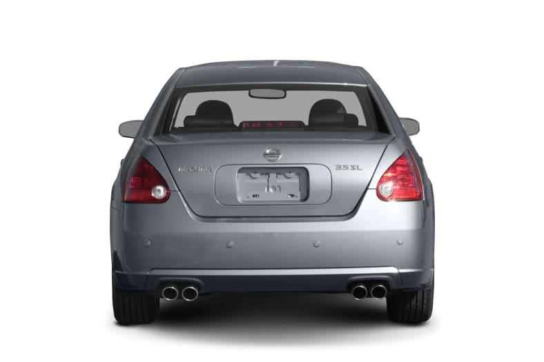 2008 Nissan Maxima Exterior Photo