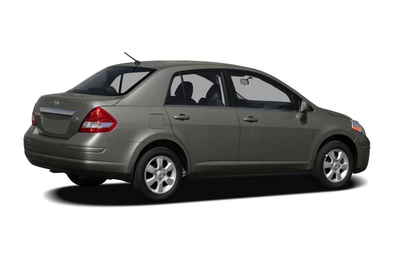 2008 nissan versa 1 8s 4dr sedan pictures. Black Bedroom Furniture Sets. Home Design Ideas