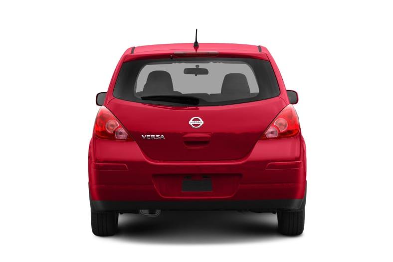 2008 Nissan Versa Exterior Photo