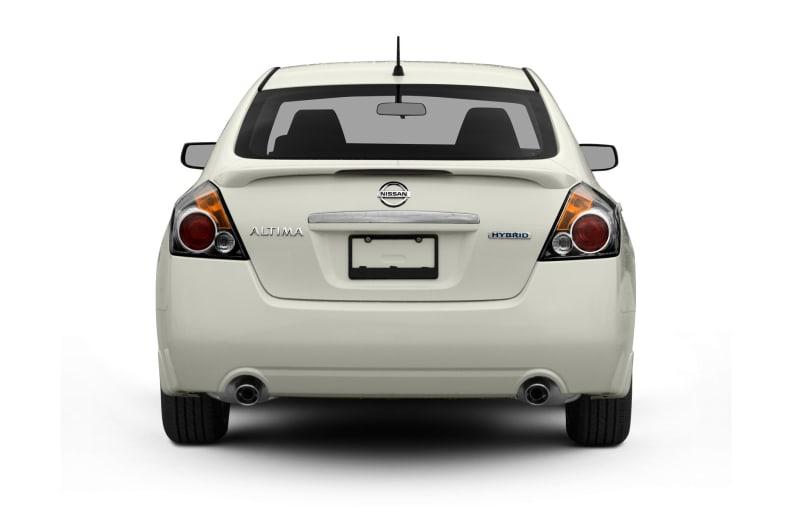 2008 Nissan Altima Hybrid Exterior Photo