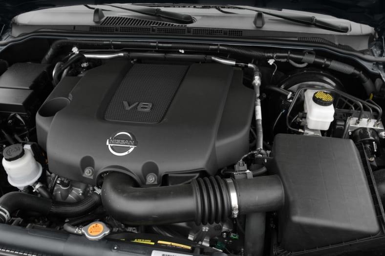 2008 Nissan Pathfinder Exterior Photo