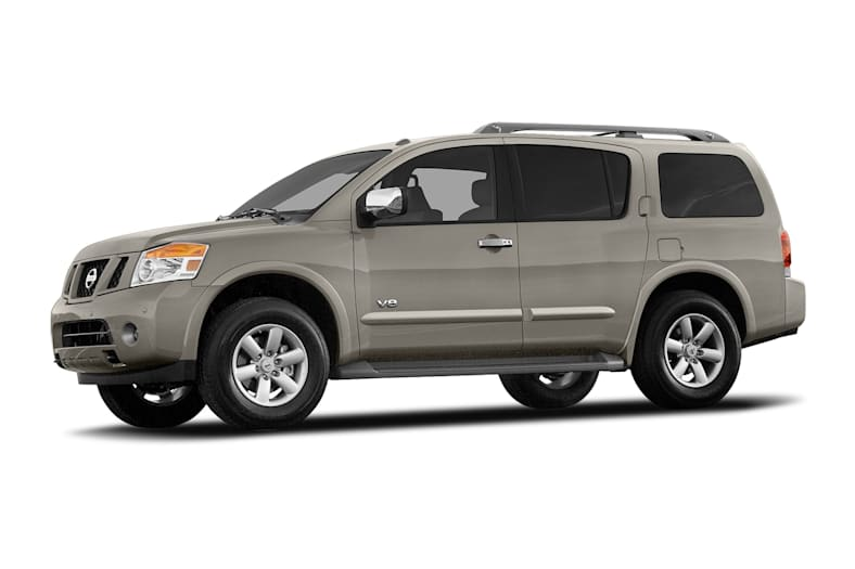 2008 Nissan Armada Exterior Photo