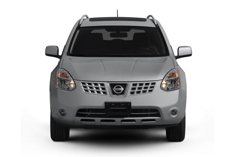 2008 Nissan Rogue Exterior Photo