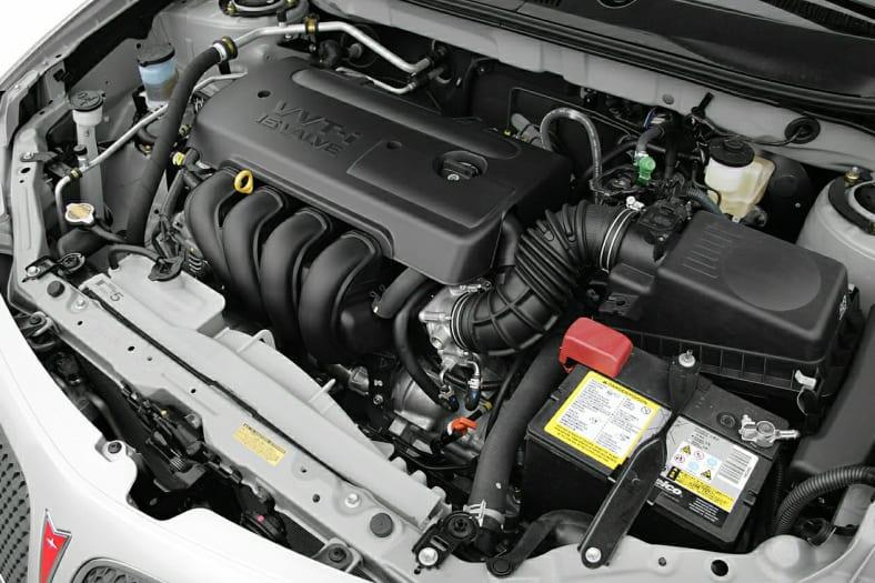 2008 Pontiac Vibe Exterior Photo