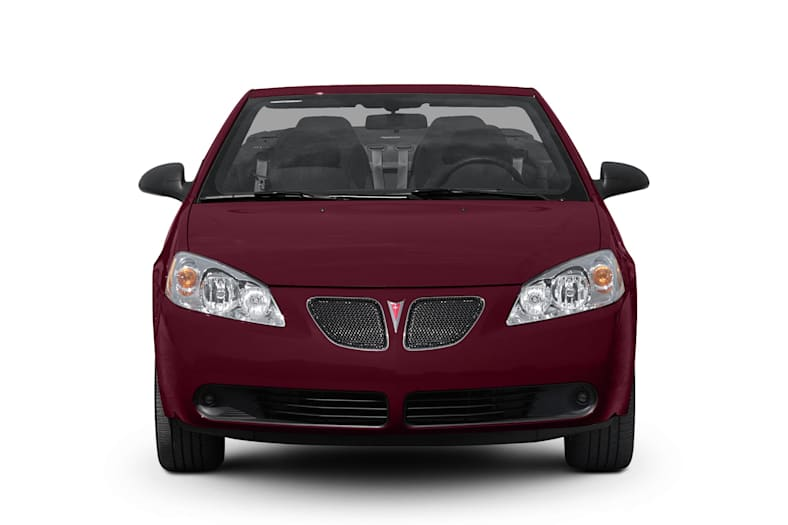 2008 Pontiac G6 Exterior Photo