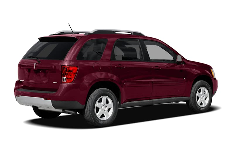 2008 Pontiac Torrent Exterior Photo