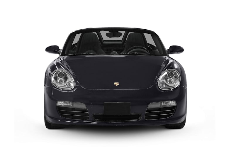 2008 Porsche Boxster Exterior Photo
