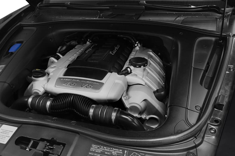 2008 Porsche Cayenne Exterior Photo