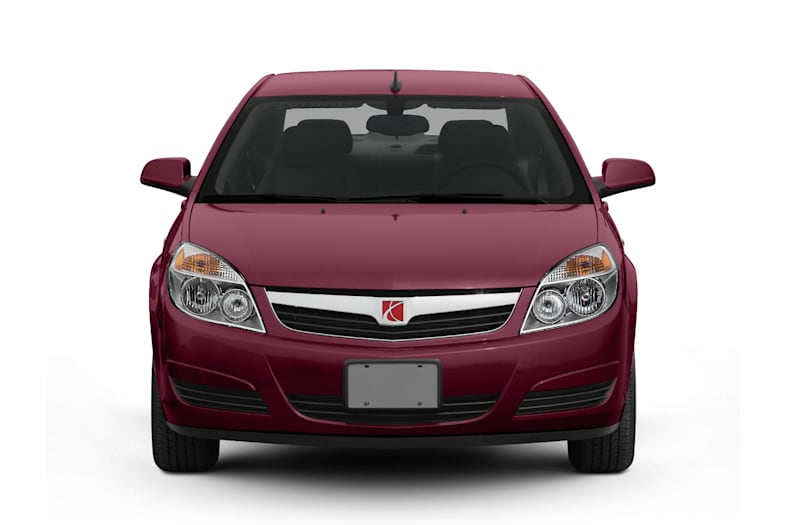 2008 Saturn Aura Green Line Hybrid Exterior Photo