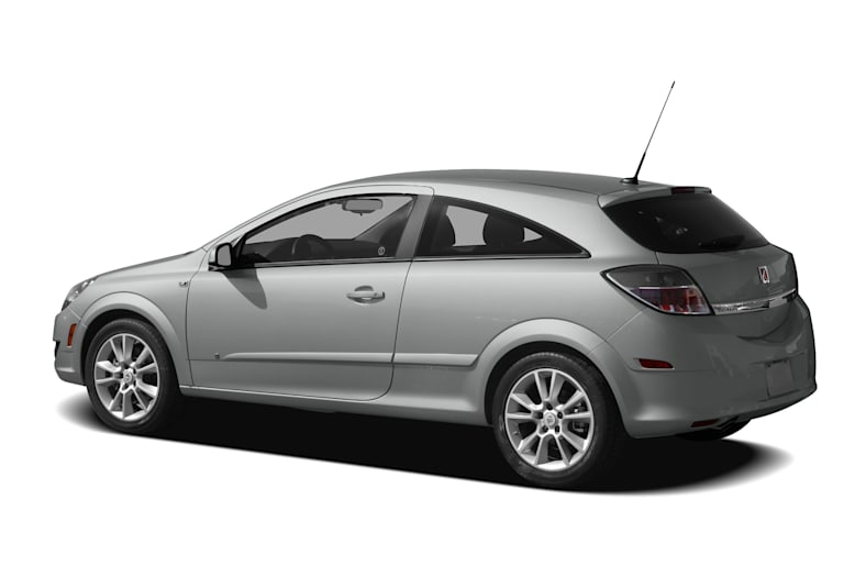 2008 Saturn Astra Exterior Photo