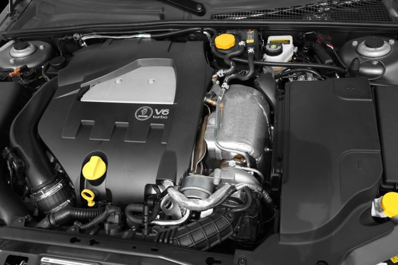 2008 Saab 9-3 Exterior Photo