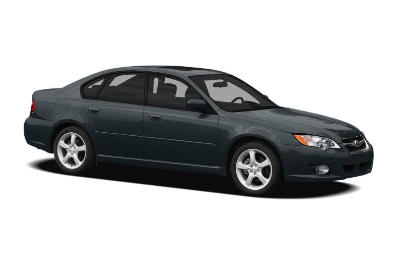 2008 Subaru Legacy Exterior Photo