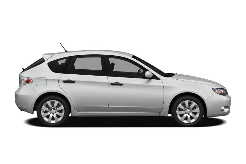 2008 Subaru Impreza Exterior Photo