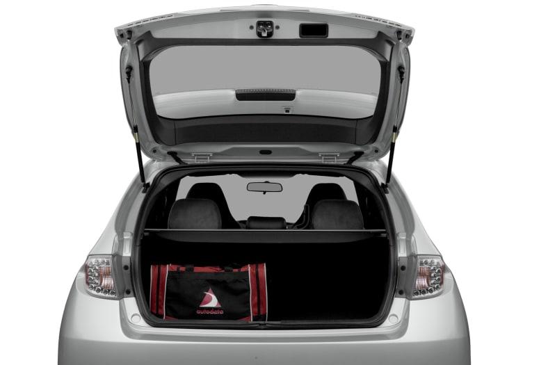 2008 Subaru Impreza WRX STi Exterior Photo