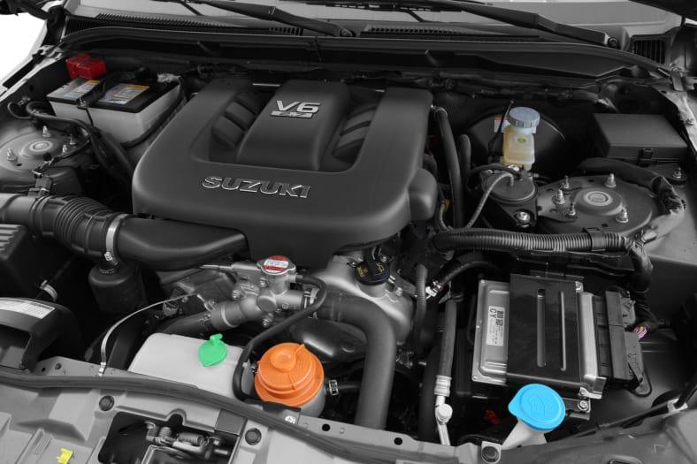 2008 Suzuki Grand Vitara Exterior Photo