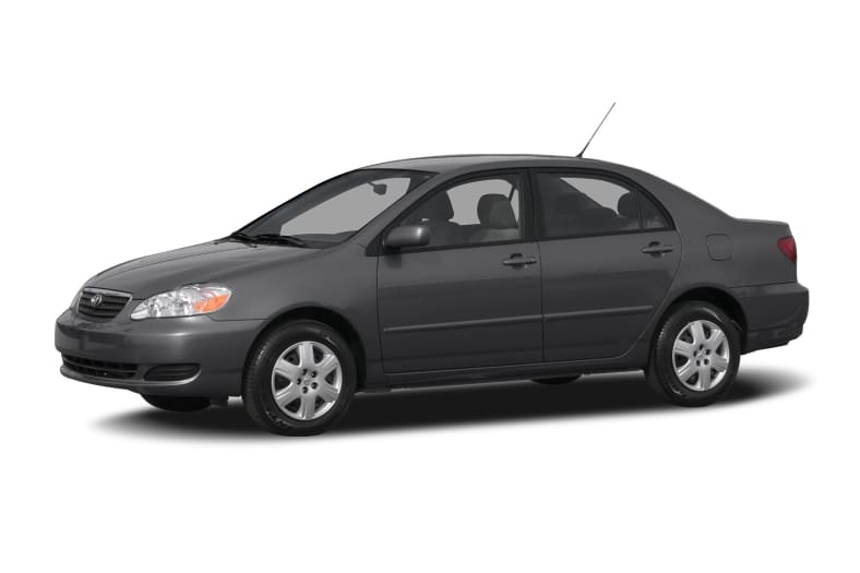 2008 Toyota Corolla Exterior Photo