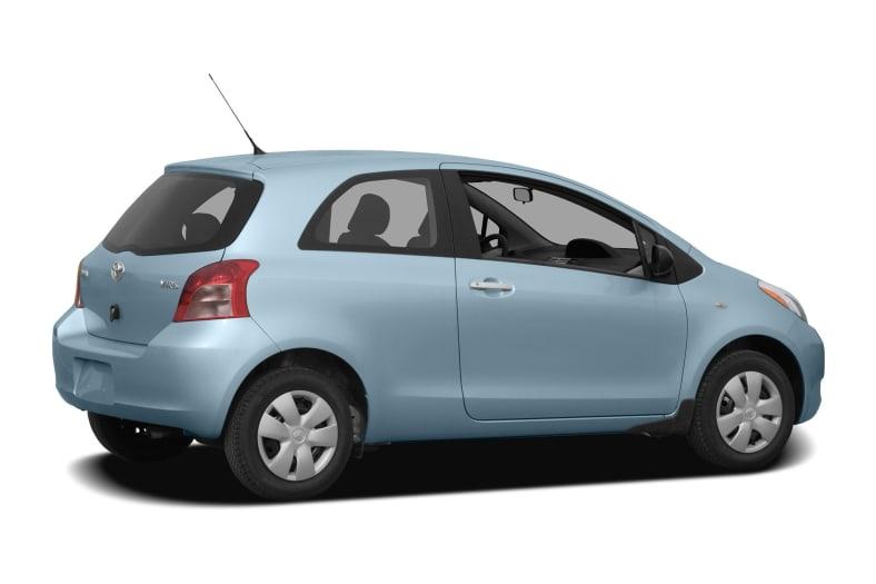 2008 Toyota Yaris Exterior Photo
