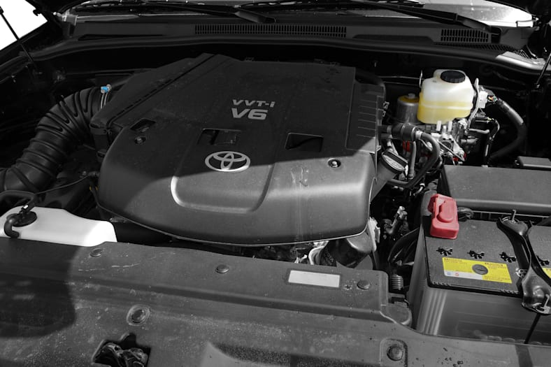 2008 Toyota 4Runner Exterior Photo