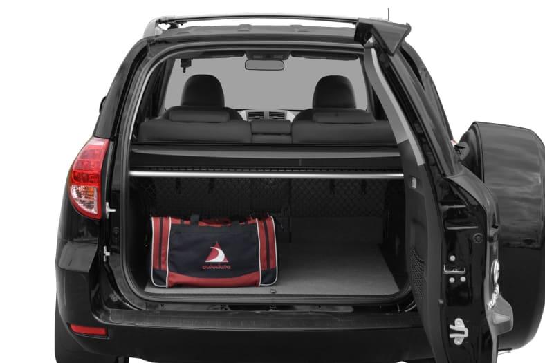 2008 Toyota RAV4 Exterior Photo