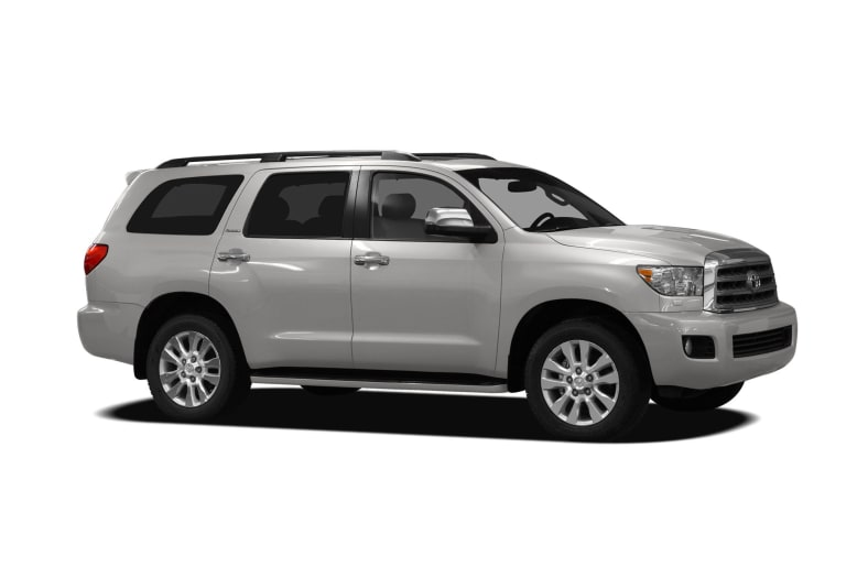 2008 Toyota Sequoia Exterior Photo
