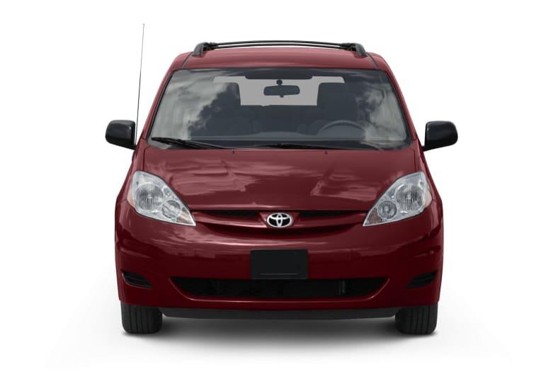 2008 Toyota Sienna Exterior Photo