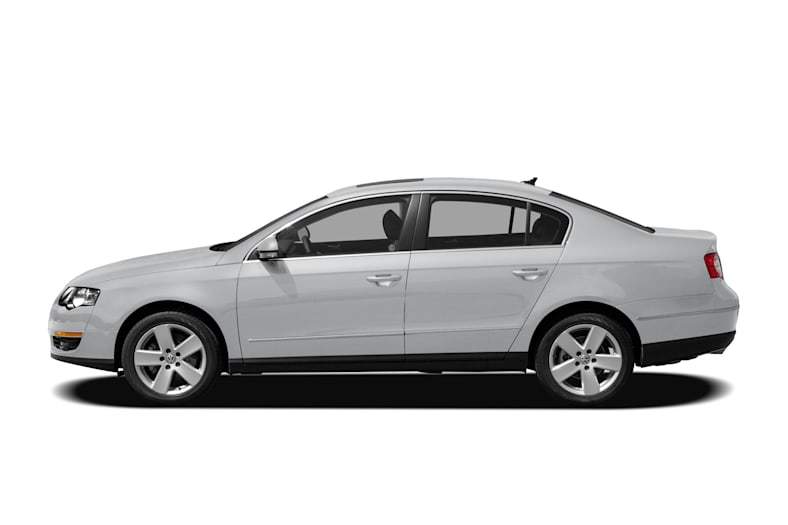 2008 Volkswagen Passat Exterior Photo