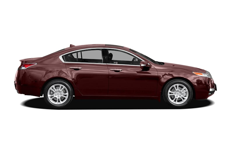 2009 Acura TL Exterior Photo