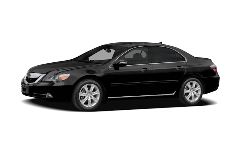 2009 Acura RL Exterior Photo