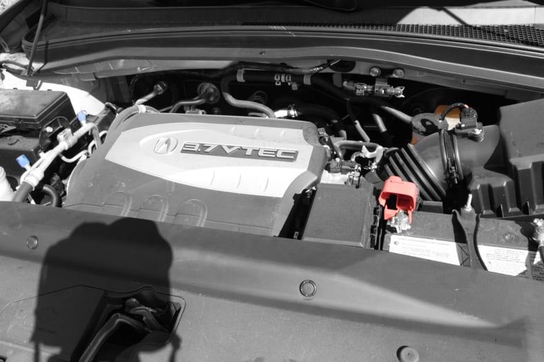 2009 Acura MDX Exterior Photo