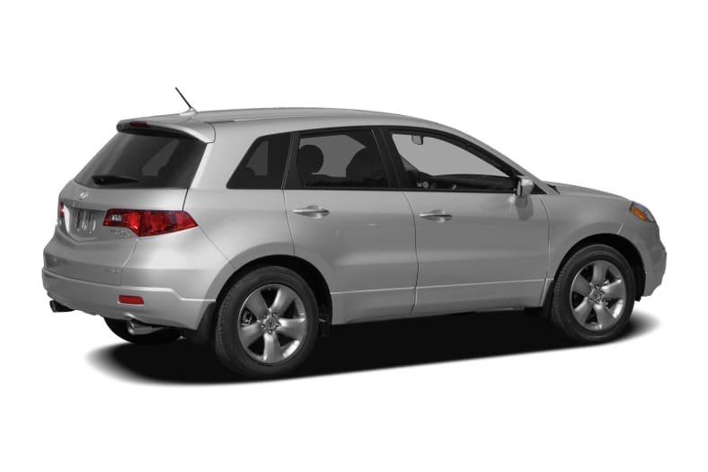 2009 Acura RDX Exterior Photo