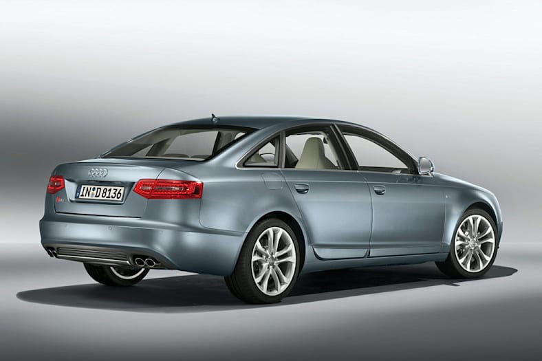 2009 Audi S6 Exterior Photo