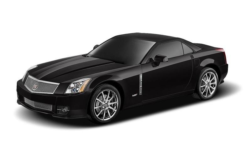 2009 Cadillac XLR-V Exterior Photo