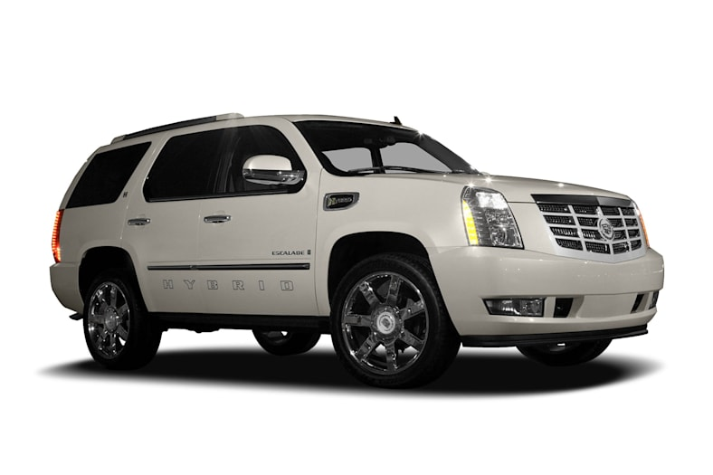 2009 Cadillac Escalade Hybrid Exterior Photo