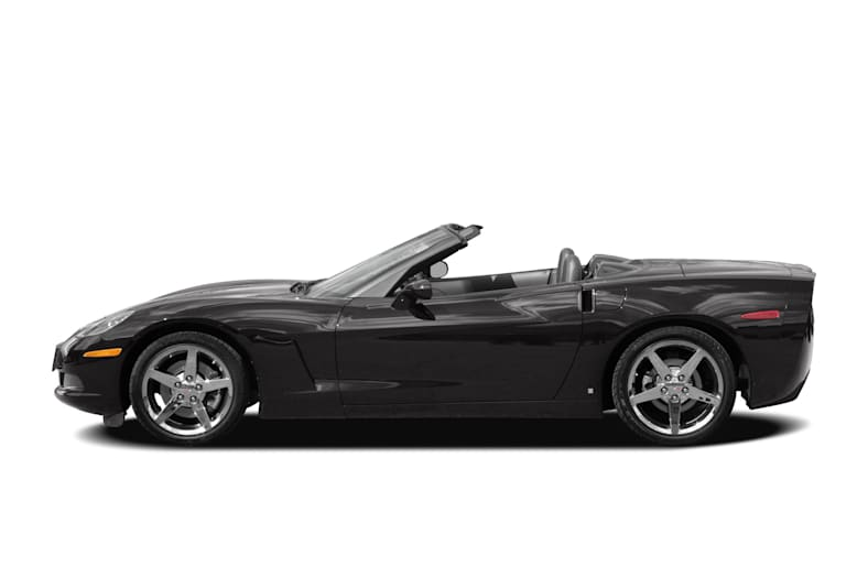 2009 Chevrolet Corvette Exterior Photo