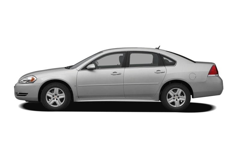 2009 Chevrolet Impala Exterior Photo