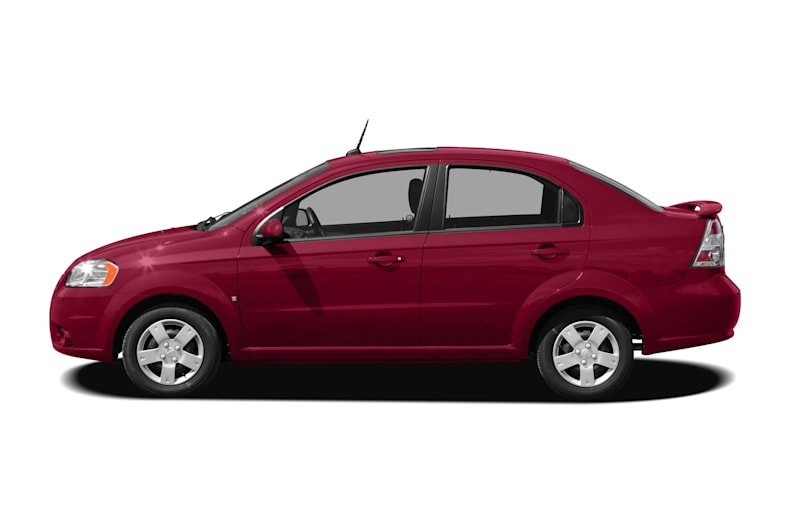2009 Chevrolet Aveo Exterior Photo